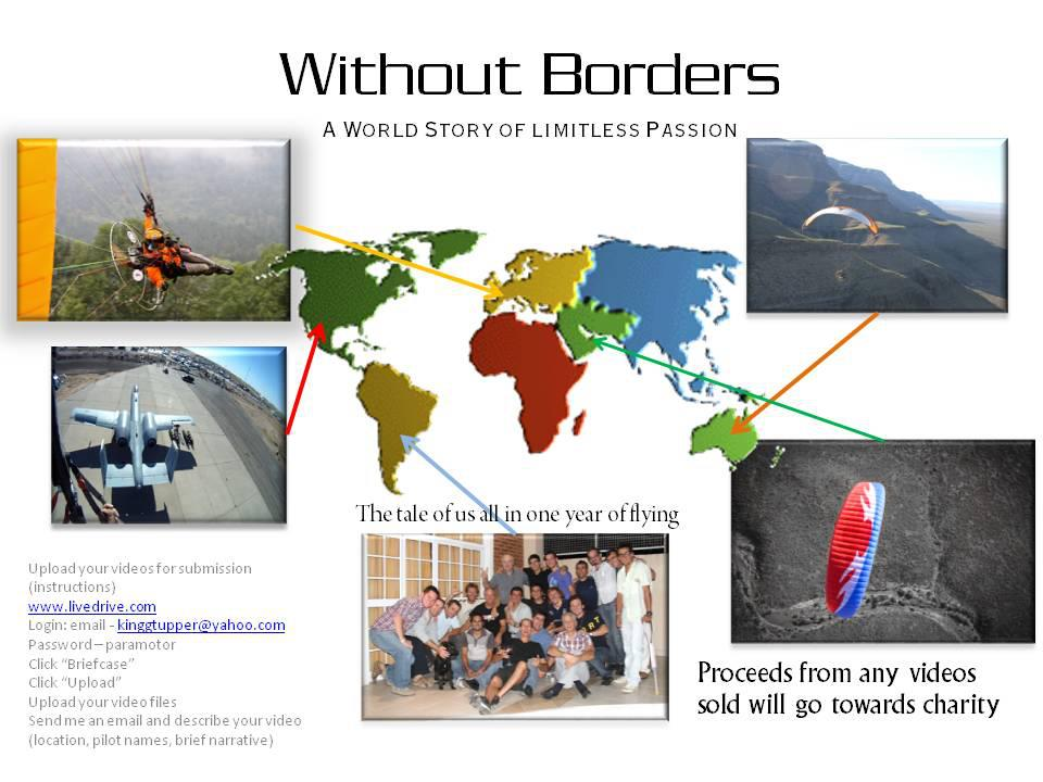 a world without borders essay